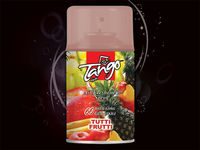 купить Баллон сменный д/автомат.дозатора TANGO 250ml (Tutti Frutti) в Кишинёве