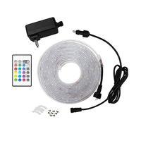 Комплект  LED RGB 5м IP44 5050SMD с пультом, для внутреннего и наружного использования