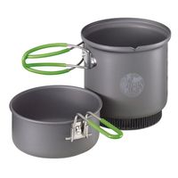 Кастрюля Terra Weekend HE Cookset 0.95 L, alu, 8016062