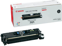 Laser Cartridge Canon 701, black