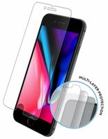 Защитное стекло Eiger iPhone 8/7/6 Tri Flex SP, Tempered Glass