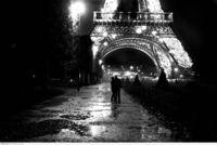 Картина напечатанная на холсте - Black & White 0004 / Печать на холсте