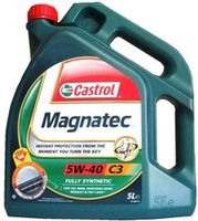 Моторное масло Castrol Magnatec C3 5W-40 5L