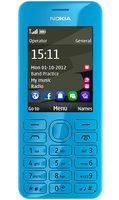 Nokia 206 Cyan
