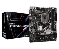 MB ASRock B365M-HDV mATX