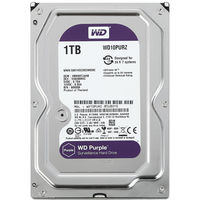 "1.0TB-SATA- 64MB  Western Digital ""Purple Surveillance"