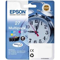 Ink Cartridge Epson T27054020, DURABrite Ultra MultiPack Ink for WF7110/7610/7620