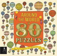 Вокруг света в 80 головоломках(eng)-by Aleksandra Artymowska