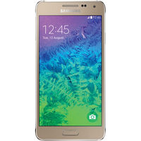 Samsung Galaxy Alpha G850F, Gold