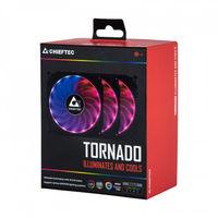 Вентилятор Chieftec TORNADO CF-3012-RGB