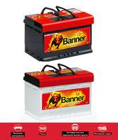 Banner Power Bull P72 09