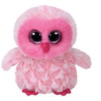 Ty Twiggy Pink Owl 15cm (TY36846)