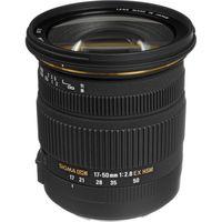 Zoom Lens Sigma AF 17-50mm f/2.8 EX DC OS HSM F/Nikon
