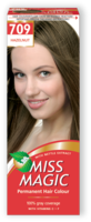 Vopsea p/u păr, SOLVEX Miss Magic, 90 ml., 709 - Alună