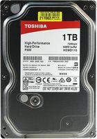 "Жесткий диск 3.5"" HDD 1.0TB  Toshiba HDWD110UZSVA  P300, for Desktop, 7200rpm, 64MB, SATAIII"