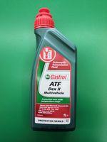 Трансмиссионное масло Castrol ATF Dex II Multivehicle - 1 л