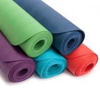 Коврик для йоги Bodhi Yoga Ecopro Travel Mat, 185x60x0.2 cm, 657