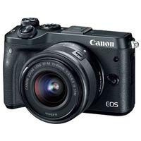 Зеркальная фотокамера CANON M6 SL  EF-M 15-45 STM