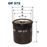 FILTRON OP572, Масляный фильтр