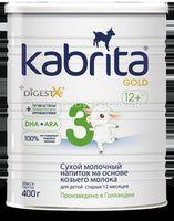 Kabrita Gold 3 (12m+) 400 gr.