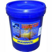 MANNOL Смазка литиевая 18кг