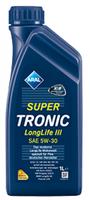 Моторное масло Aral SuperTronic LongLife III 5W-30 1L