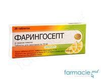 Faringosept-L 10 mg comp. de supt 10 mg N20