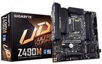 MB S1200 Gigabyte Z490M 1.0 mATX