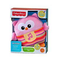 """Lampa de noapte muzicală """"Owl""""  Fisher-Price, код CDN88"""