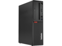 Lenovo ThinkCentre M720s SFF (Intel Pentium G5400 (2C/4T. 3.7GHz, 4MB, 58W), 8GB, 256GB M.2 NVMe, Keyboard EN/RU USB, Mouse USB, Windows 10 pro, Small Form-factor, 3 years carry-in warranty)