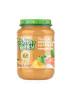 Пюре Baby Vita Неженка яблоко, абрикосы, 180г