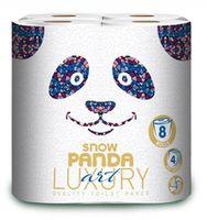 Hârtie igienică PANDA LUXURY 4 str. 20.8m*8 Fashion