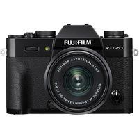 Фотокамера FJIFILM X-T20 Kit XC15-45mm Black