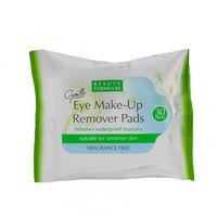 Beauty Formulas Eye Make-Up Remover Pads - Диски для снятия макияжа