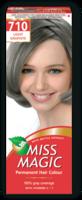 Vopsea p/u păr, SOLVEX Miss Magic, 90 ml., 710 - Grafit deschis