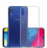Чехол ТПУ Samsung Galaxy A30s (A307), Transparent