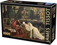 Пазл 1000 James Tissot, код 41351