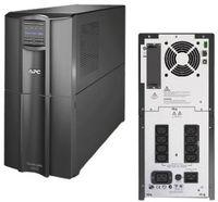 APC Smart-UPS 3000VA LCD 230V, Black, line-interactive, PowerChute Business Edition