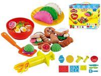 Set pentru modelare Funny Lucky Food (accesorii)