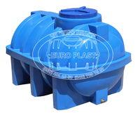 cumpără Rezervor apa 1000 L oriz.ov.(albastru)  147x109x121 în Chișinău