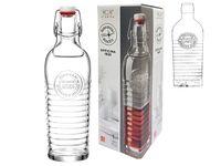 Бутылка с зажимной крышкой Officina-1825 1.2l