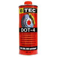 cumpără DOT-4 E-TEC Тормозная жидкость 485ml în Chișinău