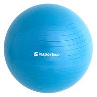 Мяч гимнастический с насосом 75 см inSPORTline 3911 blue (2998)