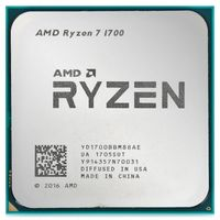 AMD Ryzen 7 1700 3.0Ghz-3.7GHz Tray