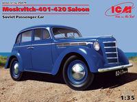 35479 Москвич 401-420 седан, рад. пассажирский автомобиль