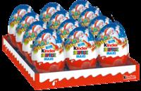 Kinder Surprise шоколадное яйцо, 100г
