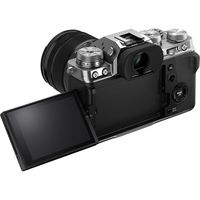 Aparat foto Fujifilm X-T4 XF16-80mm F4 R OIS WR Silver