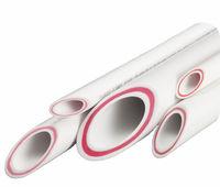 купить Труба ППР Fiber Glass  ф.50 х 8.3 - PN25  KAS   (f.red) в Кишинёве