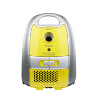 Пылесос ECG VP3120Sgiallo, White/Yellow