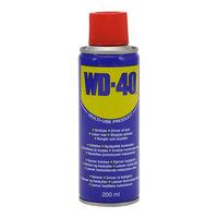 Универсальный смазочный спрэй WD-40 200мл  10.11